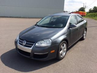 Used 2009 Volkswagen Jetta 4dr 2.5L Auto Trendline for sale in Quebec, QC