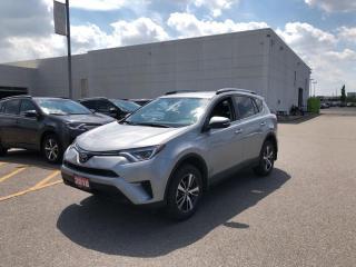 Used 2018 Toyota RAV4 LE for sale in Brampton, ON
