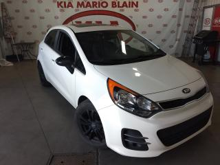 Used 2016 Kia Rio EX special edition * TOIT * CAMERA * MAGS for sale in Ste-Julie, QC