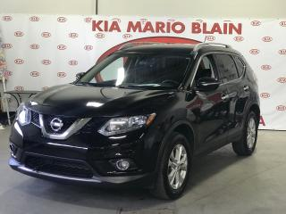 Used 2015 Nissan Rogue SV AWD * TOIT PANO * CAMERA * MAGS for sale in Ste-Julie, QC