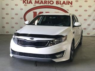 Used 2013 Kia Optima EX * CAMERA * SIEGES CHAUFFANTS * MAGS * for sale in Ste-Julie, QC