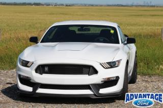 Used 2017 Ford Mustang Shelby GT350 6 Speed Manual - Cruise Control - LOW KM! for sale in Calgary, AB
