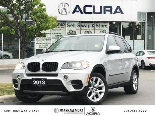 Used 2013 BMW X5 xDrive35i Executive Ed, Navi, Pano Roof for sale in Markham, ON