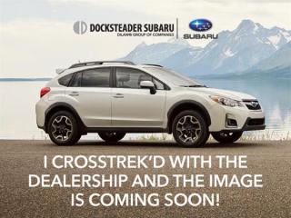 Used 2013 Subaru XV Crosstrek Limited Pkg CVT NAVIGATION | LEATHER | SUNROOF | REAR CAMERA for sale in Vancouver, BC