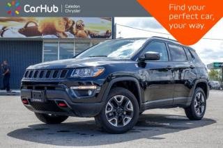 Used 2017 Jeep Compass Trailhawk|4x4|Navi|Backup Cam|Bluetooth|Cold Weather Pkg|R-Start|17