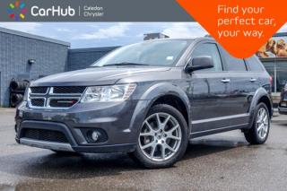 Used 2018 Dodge Journey GT|AWD|7 Seater|Navi|Sunroof|Backup Cam|Bluetooth|R-Start|Leather|Keyless Go|19
