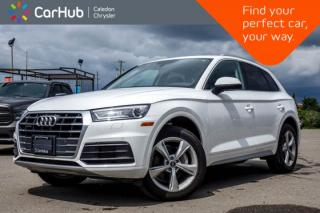 Used 2018 Audi Q5 Progressiv|Quattro|Navi|Pano Sunroof|Bluetooth|Backup Cam|Heated Front Seats|19