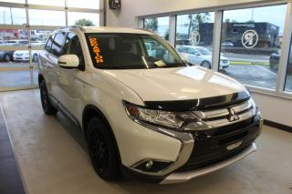 Used 2016 Mitsubishi Outlander SE AWC MAIN LIBRE 7 PASSAGERS for sale in Lévis, QC