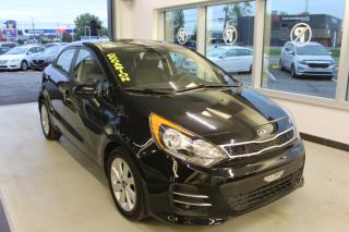 Used 2017 Kia Rio5 EX TOIT CAMÉRA MAIN LIBRE for sale in Lévis, QC