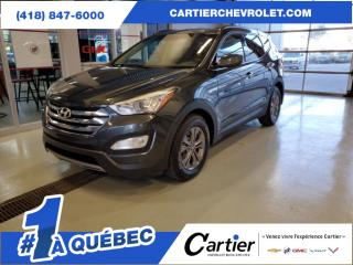 Used 2013 Hyundai Santa Fe Sport 2.0l Turbo *RADAR DE RECUL* for sale in Québec, QC