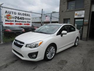 Used 2012 Subaru Impreza 2.0i w-Touring Package Mags Toit Ouvrant for sale in Montréal, QC