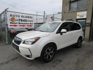 Used 2014 Subaru Forester 2.0XT XT Limited 2.0 Turbo Mags Toit Panoramique for sale in Montréal, QC