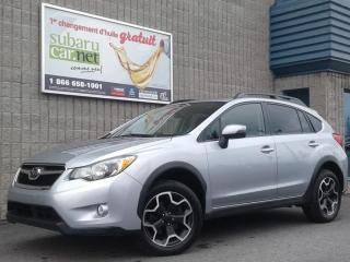 Used 2015 Subaru XV Crosstrek Limited*81$/sem*cuir*gps*toit*awd for sale in Richelieu, QC