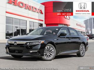New 2019 Honda Accord Hybrid Touring TOURING for sale in Cambridge, ON