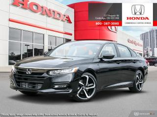 Used 2019 Honda Accord Sport 1.5T SPORT 1.5T for sale in Cambridge, ON