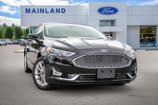 Used 2019 Ford Fusion Energi Titanium for sale in Surrey, BC