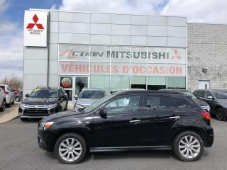 Used 2011 Mitsubishi RVR GT AWD + TOIT PANO+BLUETOOTH+MAGS 18''+GARANTIE for sale in St-Hubert, QC