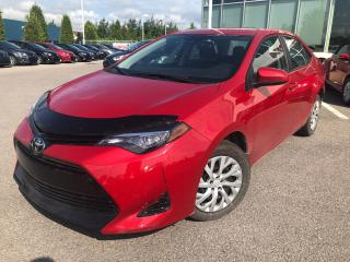 Used 2017 Toyota Corolla LE **CAMERA/GARANTIE PEA 2022 100K* for sale in St-Eustache, QC