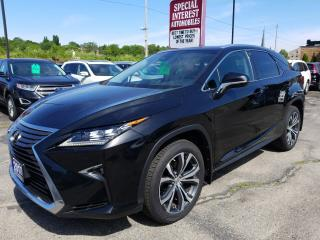Used 2017 Lexus RX 350 BLUE TOOTH !!  SUNROOF !!  LEATHER SEATS !! for sale in Cambridge, ON