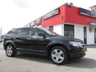 Used 2010 Dodge Journey RT $10,495+HST+LIC FEE / CERTIFIED / 1 OWNER/ CLEAN CARFAX for sale in North York, ON