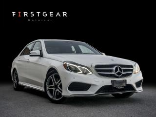 Used 2014 Mercedes-Benz E-Class E 350 I NAVIGATION I BACKUP for sale in Toronto, ON