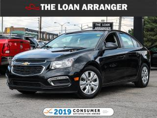 Used 2015 Chevrolet Cruze for sale in Barrie, ON
