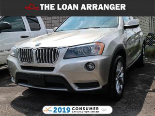 Used 2011 BMW X3 for sale in Barrie, ON