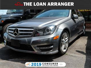 Used 2012 Mercedes-Benz C 300 for sale in Barrie, ON