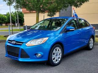 Used 2012 Ford Focus SE for sale in Drummondville, QC