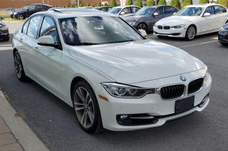 Used 2015 BMW 328 LOW MILEAGE + PERFECT COLOR COMBO for sale in Dorval, QC