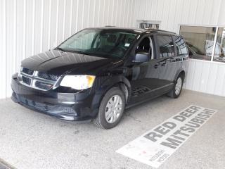 Used 2019 Dodge Grand Caravan CVP/SXT for sale in Red Deer, AB
