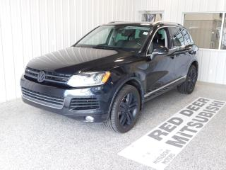 Used 2014 Volkswagen Touareg for sale in Red Deer, AB