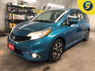 Used 2016 Nissan Versa Note SR * Back up camera * Hands free steering wheel Control * Phone connect * Voice recognition * Heated mirrors * Nissan connect * Alloys * Keyless entry for sale in Cambridge, ON