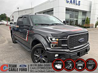 Used 2018 Ford F-150 F-150 LARIAT SPECIAL EDITION NAV ROOF for sale in Gatineau, QC