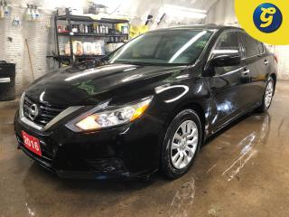 Used 2016 Nissan Altima Remote start * Back up camera * Phone connect * Voice recognition * Hands free steering wheel controls * Keyless entry/passive entry * Climate control for sale in Cambridge, ON