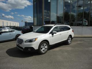 Used 2016 Subaru Outback 2.5I MANUELLE AWD for sale in Trois-Rivières, QC