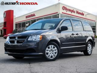 Used 2016 Dodge Grand Caravan for sale in Guelph, ON