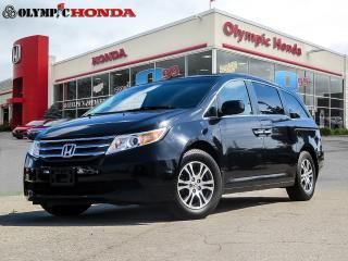 Used 2011 Honda Odyssey EX-L for sale in Guelph, ON