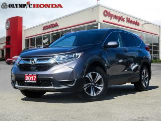 Used 2017 Honda CR-V LX for sale in Guelph, ON