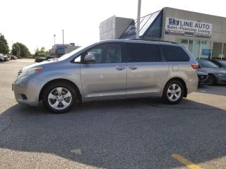 Used 2015 Toyota Sienna LE 8 Passenger 1 OWNER|7 PASSENGER|HEATED SEATS|BACKUP CAMERA|CERTIFIED|ALLOYS| for sale in Concord, ON