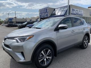 Used 2018 Toyota RAV4 LE AWD LANE ASSISST CAMERA ALLOYS for sale in Concord, ON