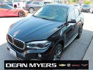 Used 2015 BMW X6 xDrive35i for sale in North York, ON