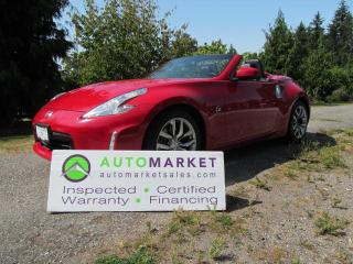 Used 2013 Nissan 370Z TOURING, AUTO, INSP, BCAA MBSHP, WARR, FINANCING for sale in Surrey, BC