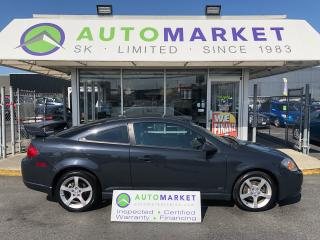 Used 2008 Pontiac G5 GT COUPE SUNROOF! AUTO! FREE BCAA! YOU WORK/YOU DRIVE! FINANCING FOR EVERYONE! for sale in Langley, BC
