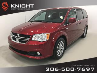 Used 2014 Dodge Grand Caravan 30th Anniversary | Leather | Navigation | DVD for sale in Regina, SK