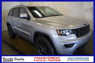 Used 2017 Jeep Grand Cherokee 75EME Anniversaire +Toit, Garantie Prolongée+ for sale in Cowansville, QC