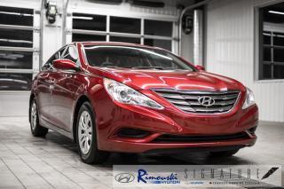 Used 2013 Hyundai Sonata GL chez Rimouski Hyundai for sale in Rimouski, QC