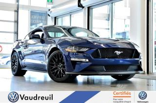 Used 2018 Ford Mustang GT * PERFORMANCE PACK *** Réservé *** for sale in Vaudreuil-Dorion, QC