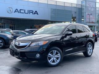 Used 2015 Acura RDX BOUGHTHERE | LEATHER | SUNROOF | NEWTIRES for sale in Burlington, ON