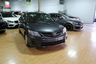 Used 2013 Toyota Corolla 4DR SDN AUTO LE for sale in Toronto, ON